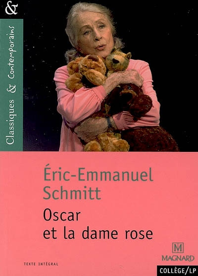 Oscar et la dame rose - Eric emmanuel schmitt et sa compagne ...